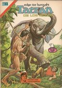 Tarzan - Serie Aguila, Año XXV N° 460 - 6 Septembre 1975 - Editorial Novaro - México Y España - Semanal En Color. - Livres, BD, Revues