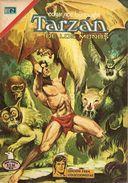 Tarzan - Serie Aguila, Año XXV N° 469 - 8 Novembre 1975 - Editorial Novaro - México Y España - Semanal En Color. - Books, Magazines, Comics