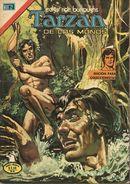 Tarzan - Serie Aguila, Año XXV N° 472 - 29 Novembre 1975 - Editorial Novaro - México Y España - Semanal En Color. - Books, Magazines, Comics