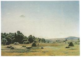 La Fenaison Près De CHATILLON SUR SAONE - Tableau De JAN MONCHABLON (1855 - 1904) - Frankrijk