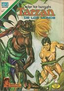 Tarzan - Serie Aguila, Año XXIX N° 2-651 - 18 Juillet 1979 - Editorial Novaro - México Y España - Semanal En Color. - Books, Magazines, Comics