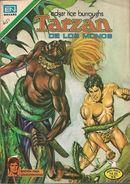 Tarzan - Serie Aguila, Año XXIX N° 2-651 - 18 Juillet 1979 - Editorial Novaro - México Y España - Semanal En Color. - Livres, BD, Revues