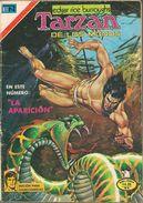 Tarzan - Serie Aguila, Año XXIV N° 2-656 - 22 Août 1979 - Editorial Novaro - México Y España - Semanal En Color. - Autres