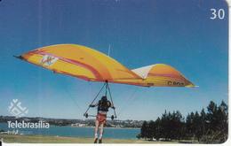 BRAZIL(Telebrasilia/Brasil Telecom) - Extreme Sports/Hang Gliding, 02/02, Used - Sport