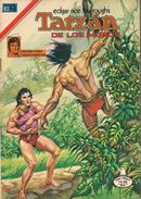 Tarzan - Serie Aguila, Año XXIV N° 2-659 - 15 Septembre 1979 - Editorial Novaro - México Y España - Semanal En Color. - Books, Magazines, Comics