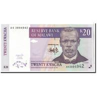 Billet, Malawi, 20 Kwacha, 2005, 2005-10-31, KM:52b, NEUF - Malawi