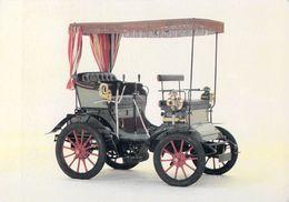 AUTOMOBILE (auto Voiture) Musée Peugeot SOCHAUX Voiturette Type 26 Année 1895 ( Editions L'Aventure Peugeot)  *PRIX FIXE - Turismo