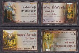 THAILAND 2017 Vesaka Day - Tailandia