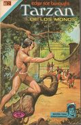 Tarzan - Mejores Revistas, Año XXIV N° 425 - 26 Décembre 1974 - Editorial Novaro - México Y España - Semanal En Color. - Autres