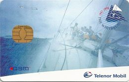 Norway - Telenor Mobil - Whitebread (TN-23c) (No GSM Number, No Serials.) GSM SIM Full ISO - Norway
