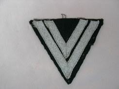 WW2 ALLEMAND INSIGNE DE GRADE Tissu 1 - 1939-45