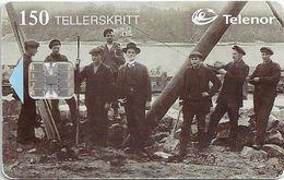 Norway - Telenor - Frognerkilen - N-090 - Sn.C71174510 - SC7, 01.1997, 9.975ex, Used - Norway