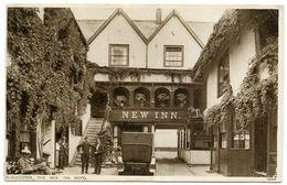 GLOUCESTER : THE NEW INN HOTEL - Gloucester