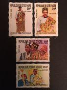 Ivory Coast 2005  Kings And Chiefs - Ivory Coast (1960-...)