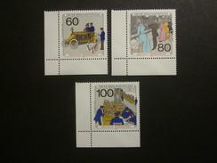BRD Nr. 1474 - 1476 Eckrand Postfrisch** (C2) - [7] République Fédérale