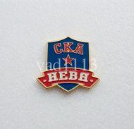 Pin - Ice Hockey HC SKA-Neva Saint Petersburg  Russia Supreme Hockey League - Winter Sports