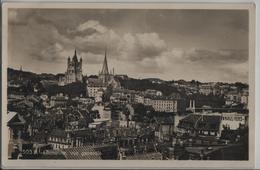 Lausanne, Vue Generale - Photo: O. Sartori - VD Vaud