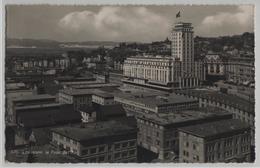 Lausanne - La Tour Bel-Air - Photo: O. Sartori - VD Waadt