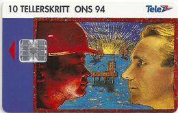 Norway - Telenor - Ons - N-36 - 01.1994, 5.000ex, Mint (Check Photos!) - Norway