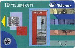 Norway - Telenor - Telenor Kiosk - P-20 - 08.1997, 6.000ex, Mint (Check Photos!) - Norway