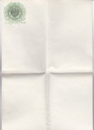 Amtliches Blanko-Dokument - 1 Mark - Prägestempel (32495) - Seals Of Generality