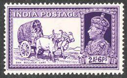 India - Scott #155 MH - 1936-47 King George VI