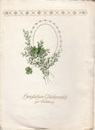 Glückwunsch Zur Verlobung - Hannover - 1914 (32495) - Verlobung