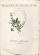 Glückwunsch Zur Verlobung - Hannover - 1914 (32495) - Fiançailles