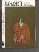 Agatha Christie EL HOMBRE DEL TRAJE COLOR CASTANO - En Espagnol - Livres, BD, Revues
