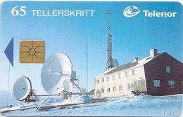 Svalbard - Telenor - Isfjord Radio - N-075 - 05.1996, 16.000ex, Used - Svalbard