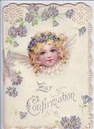 Zur Confirmation - Büchlein - Prägedruck - Ca. 1910 (32496) - Kommunion Und Konfirmazion