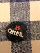 CAPSULE CAPS Biere Beer Bier Birra Cerveza Piwo Pilsen : OMER - Bière