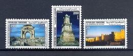 Tunisia/Tunisie 1996 - Stamps 3v - Sites & Monuments MNH** Excellent Quality - Tunisia