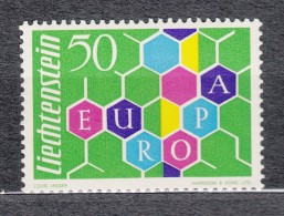 Liechtenstein 1960 Europa CEPT Mi#398 Mint Lightly Hinged - Liechtenstein
