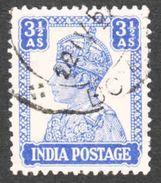 India - Scott #175 Used (2) - 1936-47 King George VI