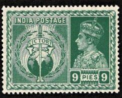 India - Scott #195 MH - 1936-47 King George VI