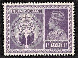India - Scott #196 MH - 1936-47 King George VI