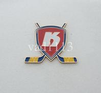 Pin - Ice Hockey HC Kristall Saratov Russia Supreme Hockey League - Winter Sports