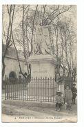 BARJOLS , MONUMENT MARTIN BIDOURE - Barjols