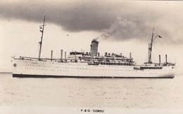SHIPPING - P @ O CORFU - Steamers