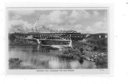 Uganda Mail Crossing The Nile Bridge - Uganda
