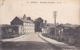 Stenay Rue Porte De France - Stenay