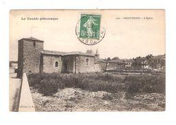 SIGOURNAIS - L EGLISE - Andere Gemeenten