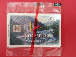 AND 91 50u Expo 98 Lisbonne  NSB NEUVE Andorre - Andorre