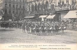 ANTWERPEN - Vrijmaking Der Schelde (1863 - 1913) - 01 - Trommelaars Der Stad - Antwerpen