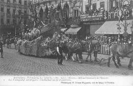 ANTWERPEN - Vrijmaking Der Schelde (1863 - 1913) - 02 - Een Vikingschip Met Krijgers. - Antwerpen