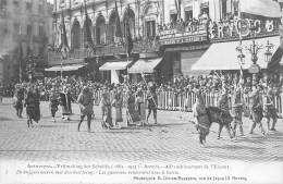 ANTWERPEN - Vrijmaking Der Schelde (1863 - 1913) - 03 - De Krijgers Keeren Met Den Buit Terug. - Antwerpen