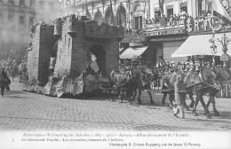 ANTWERPEN - Vrijmaking Der Schelde (1863 - 1913) - 04 - De Smeulende Burcht. - Antwerpen