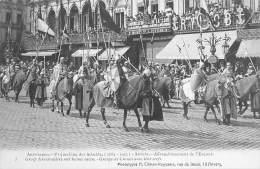 ANTWERPEN - Vrijmaking Der Schelde (1863 - 1913) - 05 - Groep Kruisridders Met Hunne Laten. - Antwerpen