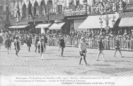 ANTWERPEN - Vrijmaking Der Schelde (1863 - 1913) - 07 - Groep Genueezen En Venetianen. - Antwerpen